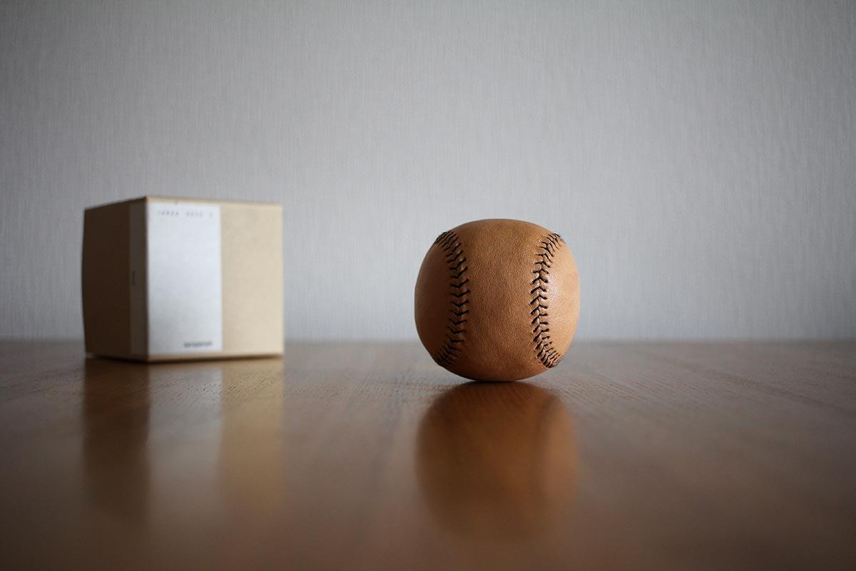 sanspenser 野球ボール
